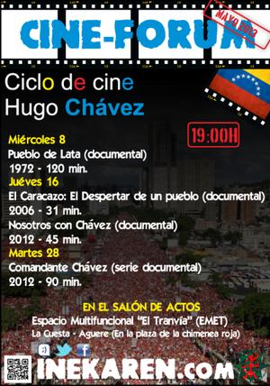 Cine Forum mayo 2013
