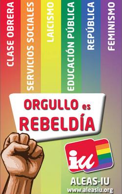 Orgullo es rebeldía