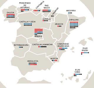 Las 70 familias de caciques que dominan España