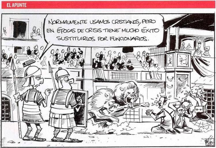 La ignominia de las privatizaciones