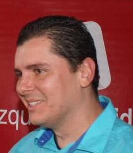 Felipe Gutiérrez, Coordinador Local de IUC Ingenio