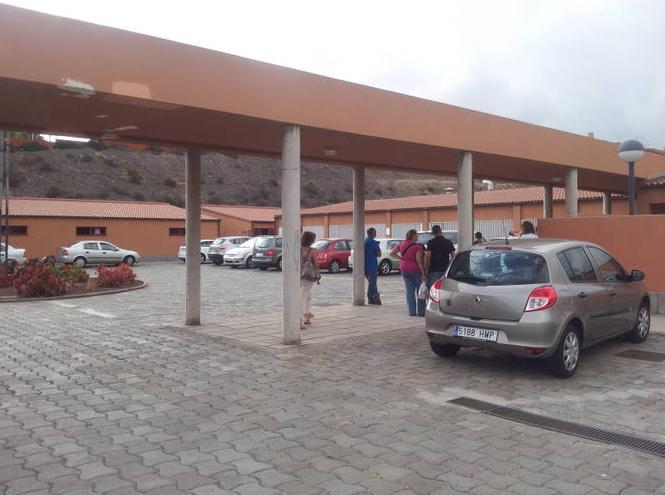 Imagen de la entrada del CEE 7 Palmas