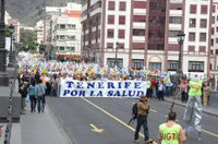 Tenerife por la Salud