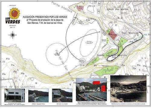 Alegaciones Proyecto Playa San Marcos