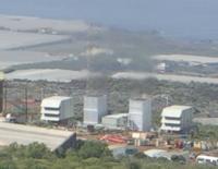 Las turbinas instaladas en Chío son las cuartas del estado en incumplimiento del protocolo de Kyoto