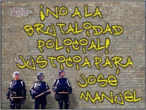 Justicia para José Manuel