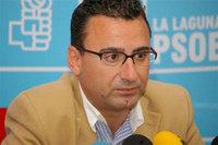 El PSOE de La Laguna opta por dejarle vía libre a la Oramas para el 2011