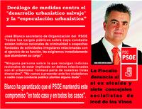 El PSOE expulsará a los cargos sobre los que haya indicios racionales de corrupción