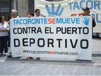 Tacoronte se mueve contra el Puerto Deportivo