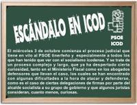 Escándalo en Icod