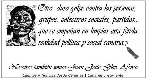 Nosotros también somos Juan Jesús Glez. Afonso