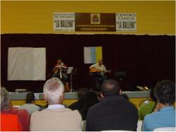 Concierto Isidro Santana