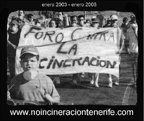 Foro Contra la Incineración de Tenerife