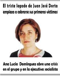 Crisis socialista en Icod