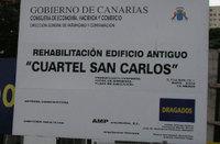 Cuartel de San Carlos