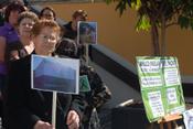 3.000 firmas contra el Anillo Insular