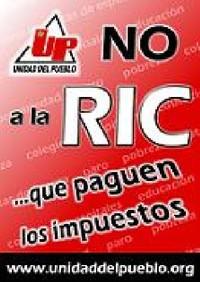 No a la RIC