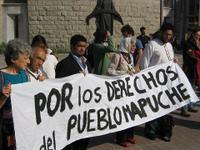 Por los Derechos del Pueblo Mapuche