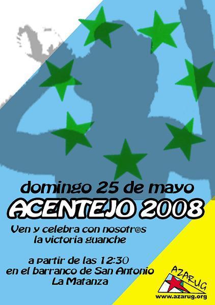 ACENTEJO 2008