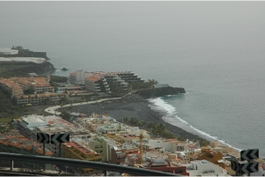 Hotel en la costa de Tazacorte