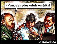 Redeskubriendo América (J. Kalvellido)