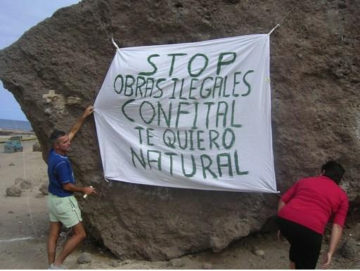 Stop obras ilegales