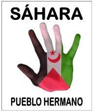 Sáhara pueblo hermano