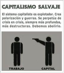 Capitalismo salvaje