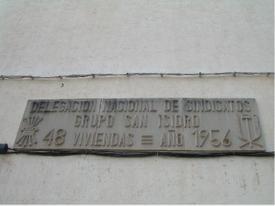 Viviendas de San Isidro (Los Poyos)