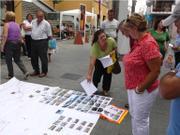 Los Verdes de Icod siguen con su campaña de información contra el anillo insular