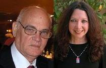 Orestes Martí y Alicia Jrapko