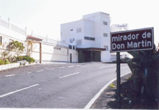 Mirador Don Martín