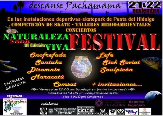 Naturaleza Viva Festival