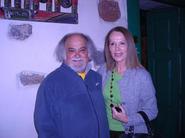 Margarita Ojeda y Blas Sánchez