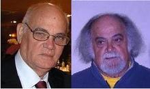 Orestes Martí y  Blas Sánchez