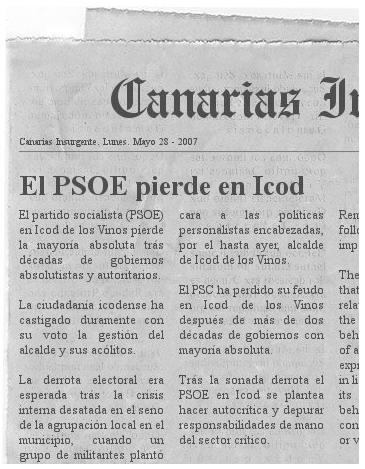 Elecciones mayo 2007