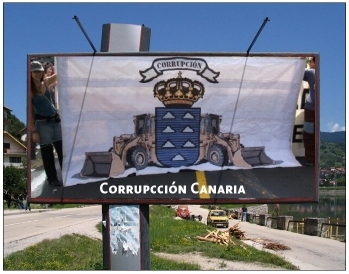 Canarias paraíso de la corrupción