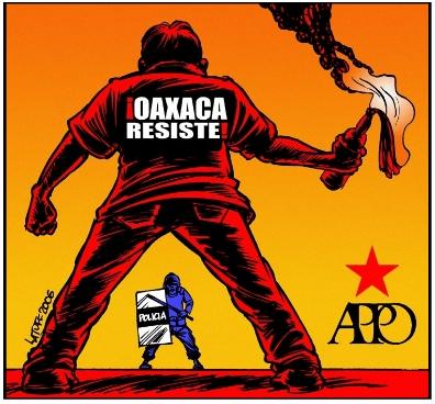 Oaxaca resiste