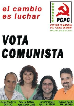 Partido Comunista del Pueblo Canario