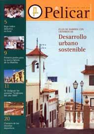 Portada de la Revista Pelicar (junio/julio 2001)