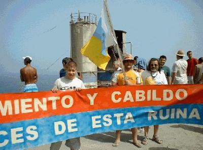 Ayuntamiento y Cabildo culpables