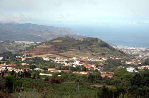 Montaña Carbonero